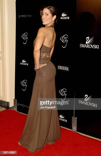 Ana Ortiz during 9th Annual Costume Designers Guild Awards Gala at Beverly Wilshire Hotel in Beverly Hills California United States