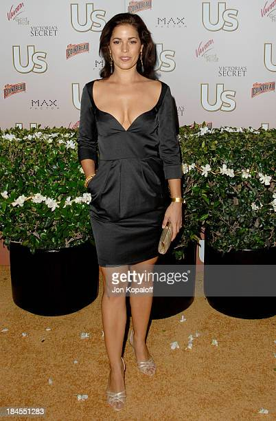 Ana Ortiz during Us Weekly Presents Us' Hot Hollywood 2007 Arrivals at Sugar in Hollywood California United States