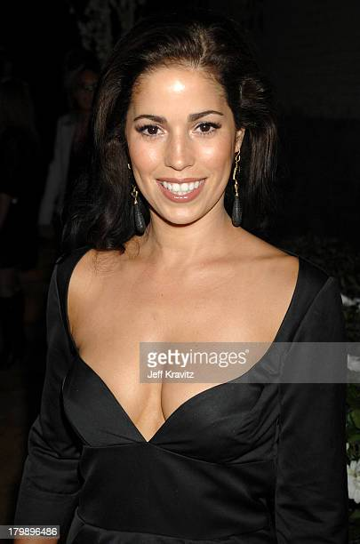 Ana Ortiz during Us Weekly Presents Us' Hot Hollywood 2007 Red Carpet at Sugar in Hollywood California United States