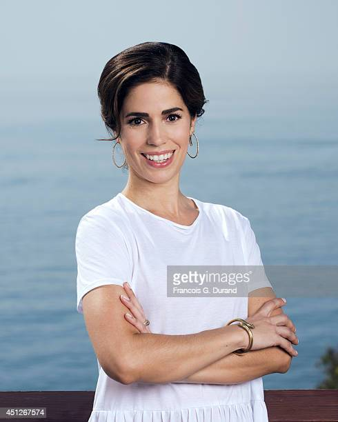 Ana Ortiz poses for a portrait at the 54th Monte Carlo TV Festival on June 11 2014 in MonteCarlo Monaco