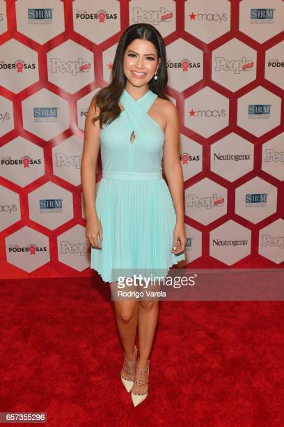 Ana Patricia Gamez attends People En Espanol's 25 Most Powerful Women Luncheon 2017 at Hyatt Regency on March 24 2017 in Coral Gables Florida