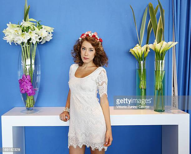 Ana Pauls poses at 'Wakolda' Portrait Session during The 66th Annual Cannes Film Festival at Palais des Festivals on May 21 2013 in Cannes France
