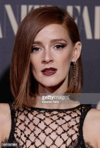 Ana Polvorosa attends 'Personality of the Year' Awards at Royal Theatre on September 26 2018 in Madrid Spain