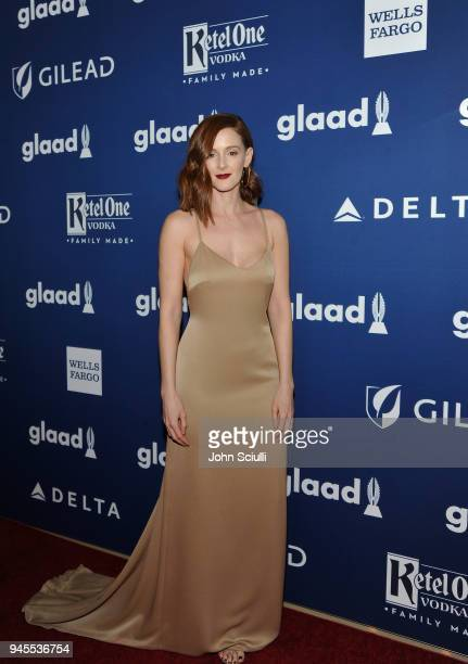 Ana Polvorosa celebrates achievements in LGBTQ community at the 29th Annual GLAAD Media Awards Los Angeles in partnership with LGBTQ ally Ketel One...