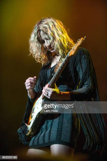 March 7: Ana Popovic is performing when the Experience Hendrix tour stops at the Paramount theater in Denver, CO. On March 07, 2017.