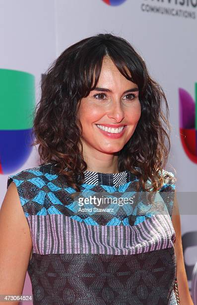 Ana Serradilla attends Univision's 2015 Upfront at Gotham Hall on May 12 2015 in New York City