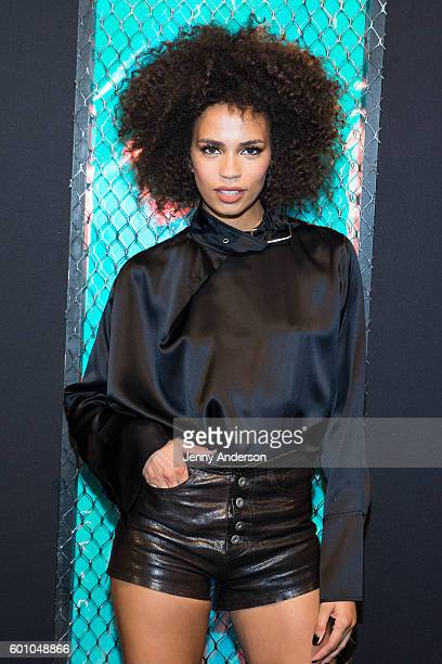 Ana Sofia Martins attends Maybelline New York Celebrates NYFW on September 8 2016 in New York City