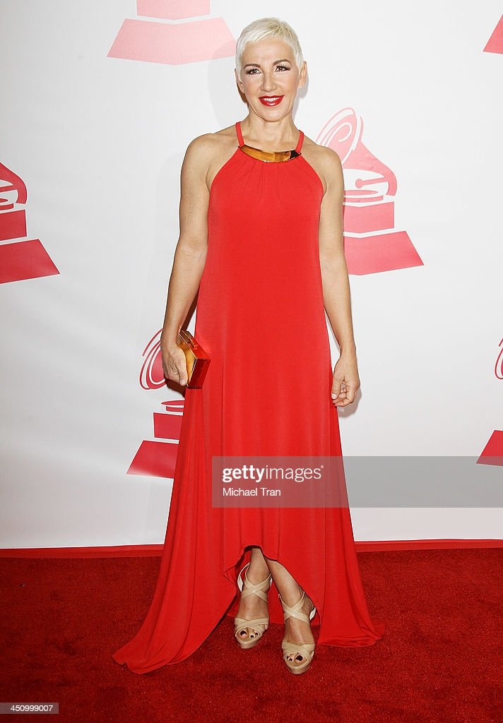 2013 Latin Recording Academy Person Of The Year Honoring Miguel Bose - Arrivals