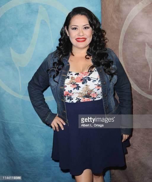 Ana Vergara arrives for Christian K Majority Denim Launch held at LA FACE MART on May 16 2019 in Los Angeles California