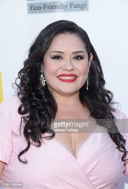 Ana Vergara attends the debut of ITalk Events' Motivational Nightlife Platform on July 12 2019 in Woodland Hills California