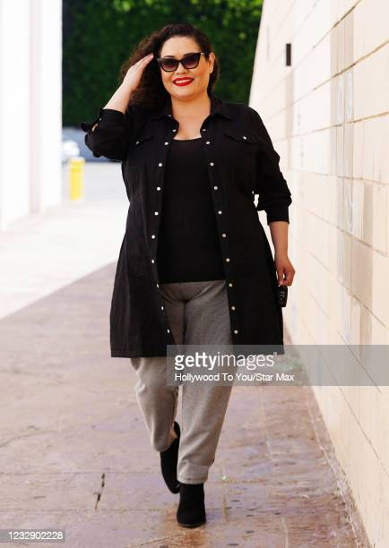 Ana Vergara is seen on May 14, 2021 in Los Angeles, California.