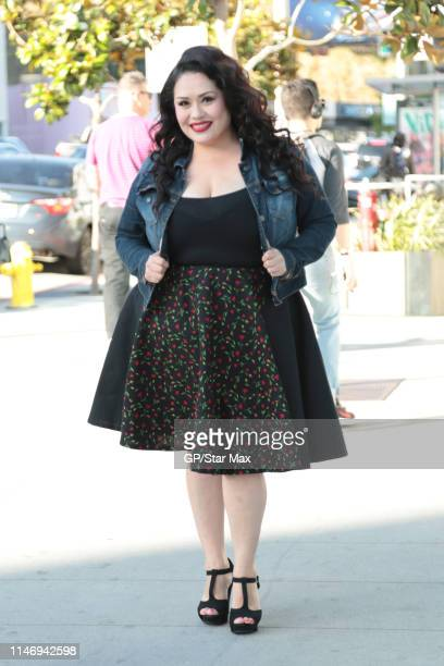 Ana Vergara is seen on May 29 2019 in Los Angeles
