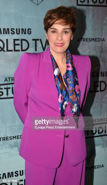 Anabel Alonso attends the Atresmedia Studios photocall at the Barcelo Theater on March 13 2018 in Madrid Spain