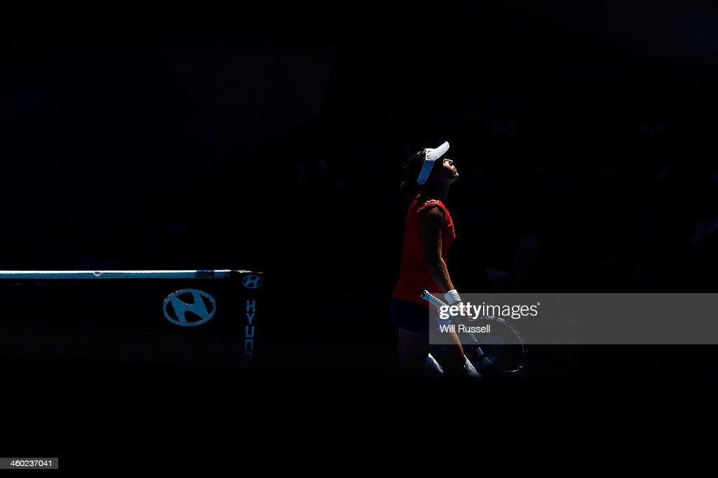 2014 Hopman Cup -  Day 7