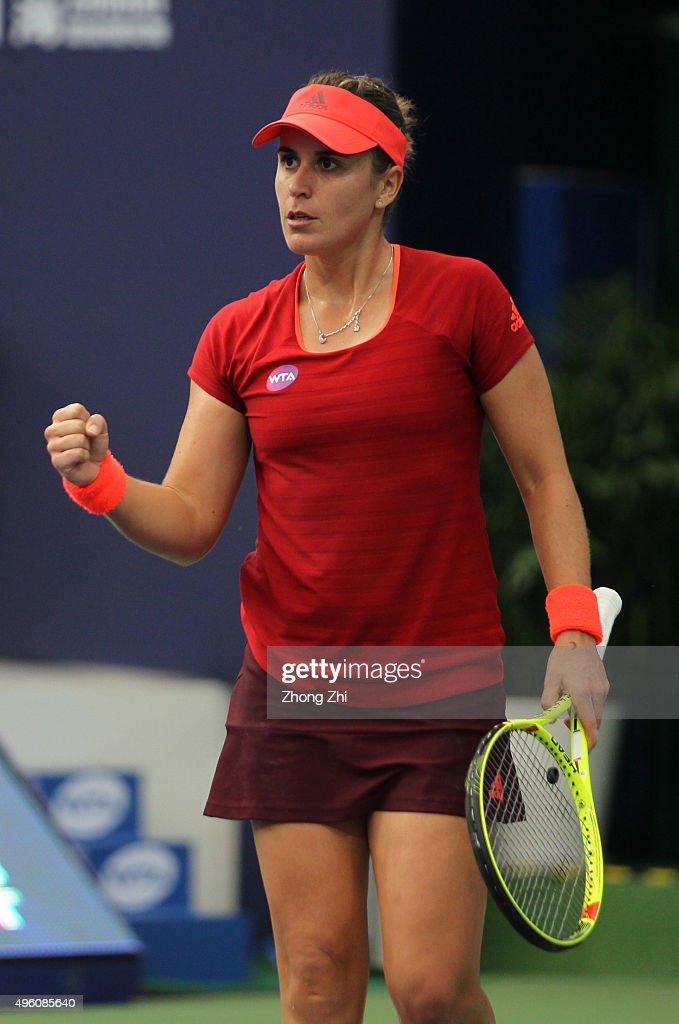 WTA Elite Trophy 2015 - Day 6