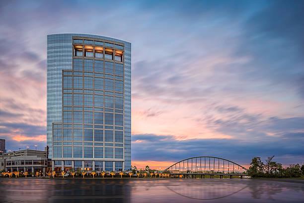 Anadarko Petroleum Corporation - Allison Tower At Sunset