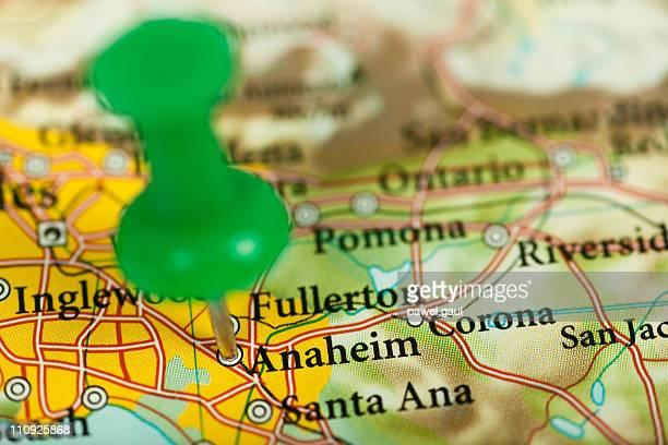 anaheim, ca - anaheim californië stockfoto's en -beelden