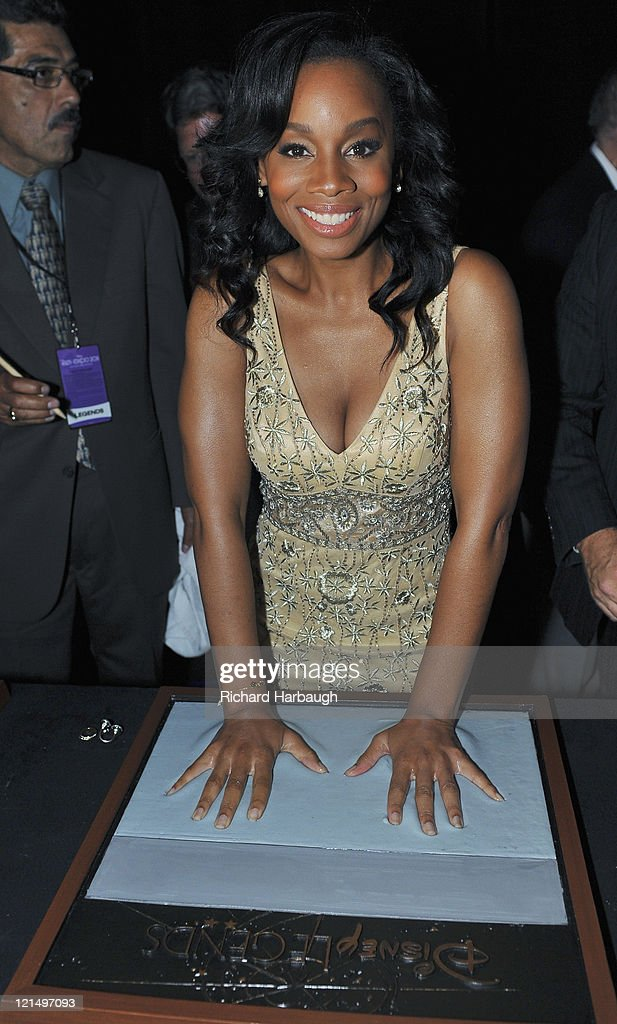 CEREMONY - Anaheim, California (August 19, 2011) - Men and women who have contributed to the creative legacy of The Walt Disney Company were honored in a special presentation, hosted by Tom Bergeron. The full list of honorees includes renowned celebrities, actors and artists. ANIKA