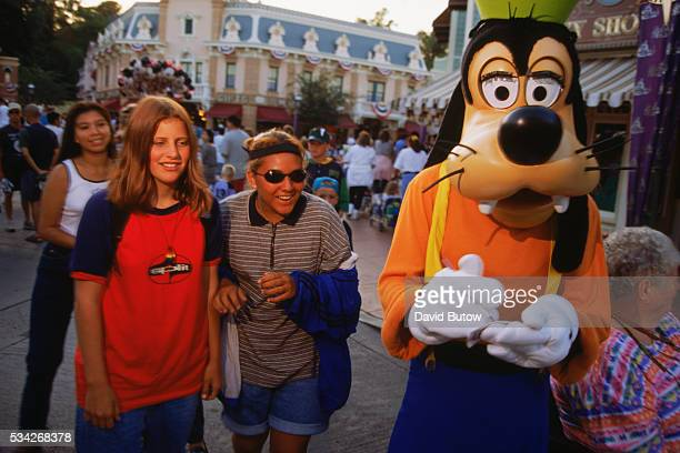 Scenes from Disneyland