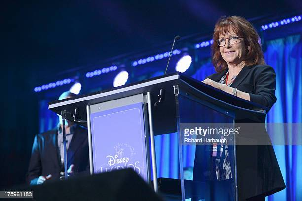 CEREMONY Anaheim California Those who have contributed to the creative legacy of The Walt Disney Company were honored in a special presentation...