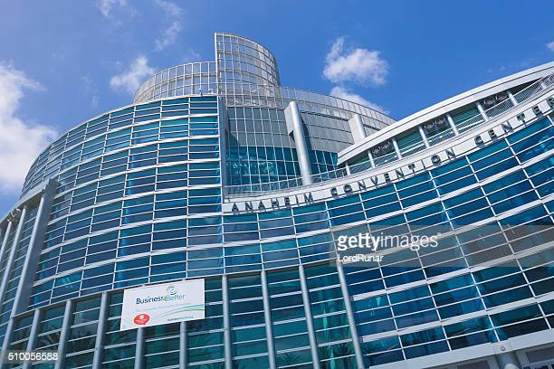 Anaheim Convention Center facade