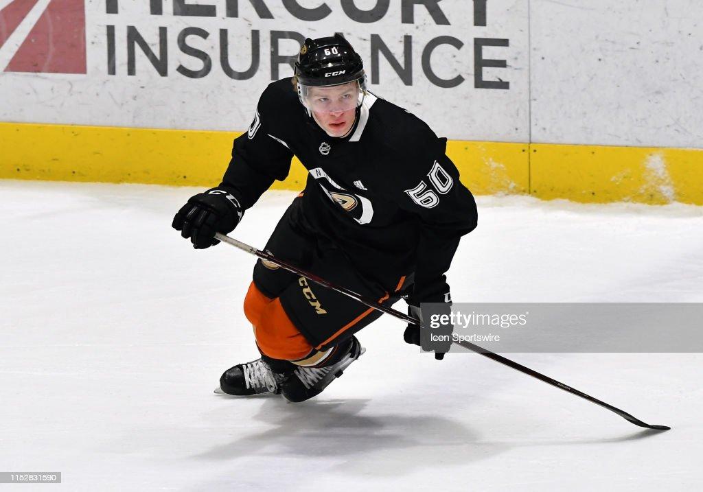 NHL: JUN 29 Anaheim Ducks Development Camp : News Photo