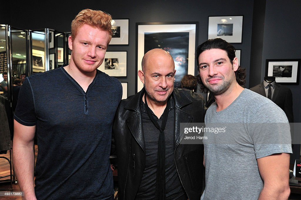 John Varvatos Costa Mesa 10 Year Anniversary Celebration