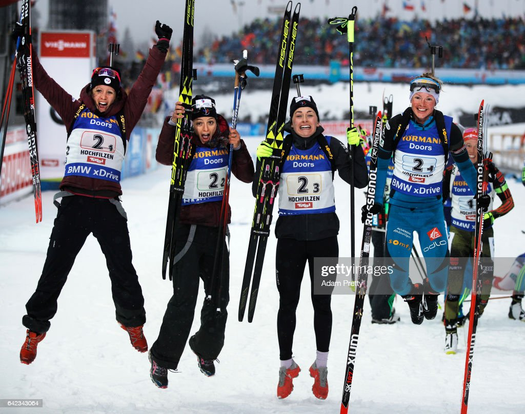 IBU World Championship Biathlon 2017 - Day 10 : Photo d'actualité