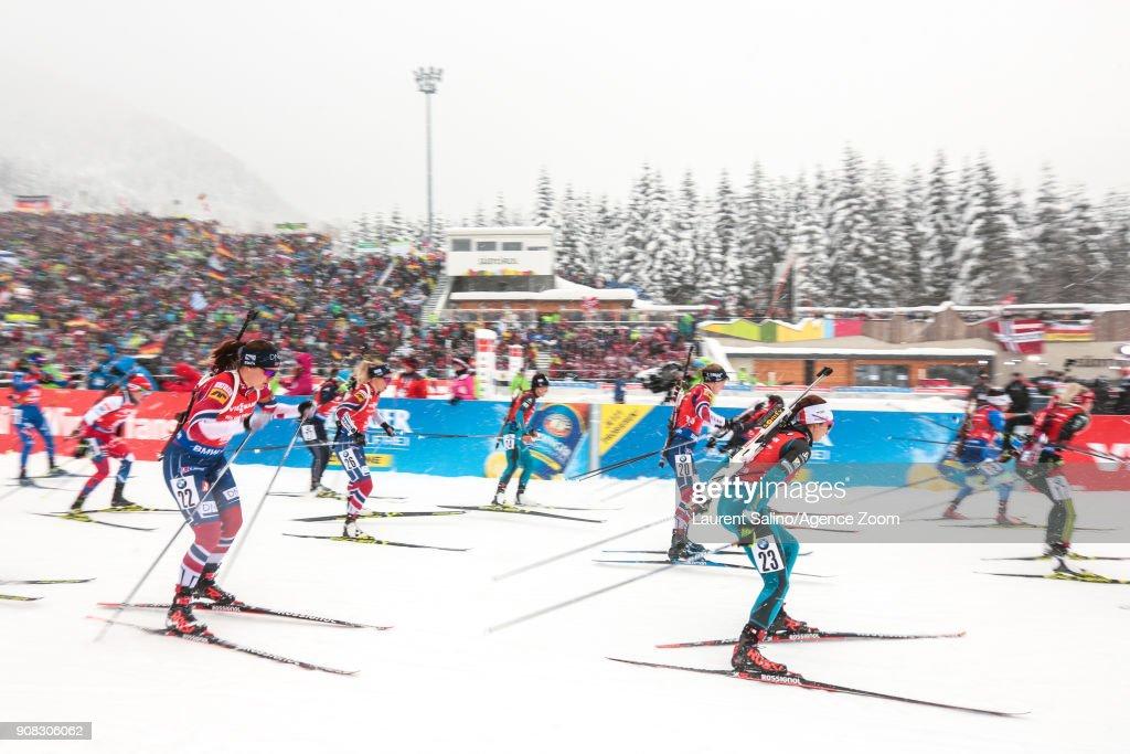 IBU World Cup Biathlon - Women's and Men's Mass Start