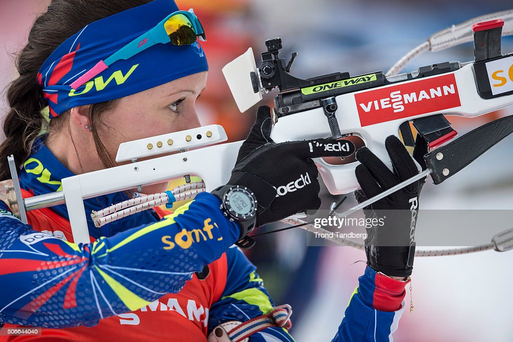 IBU Biathlon World Cup Antholz : News Photo