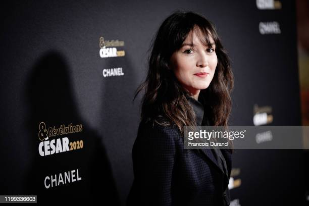 """Anais Demoustier attends the """"Cesar - Revelations 2020"""" at Petit Palais Ceremony on January 13, 2020 in Paris, France."""