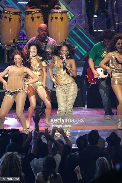 Anais during 2005 Premios Juventud Awards Show at University of Miami Convocation Center in Miami Florida United States