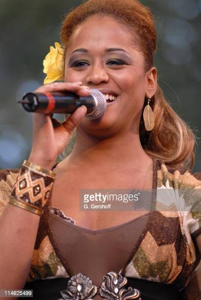 Anais during PEOPLE EN ESPANOL 'FIESTA 2006' at Rumsey Playfield in Central Park in New York City New York United States