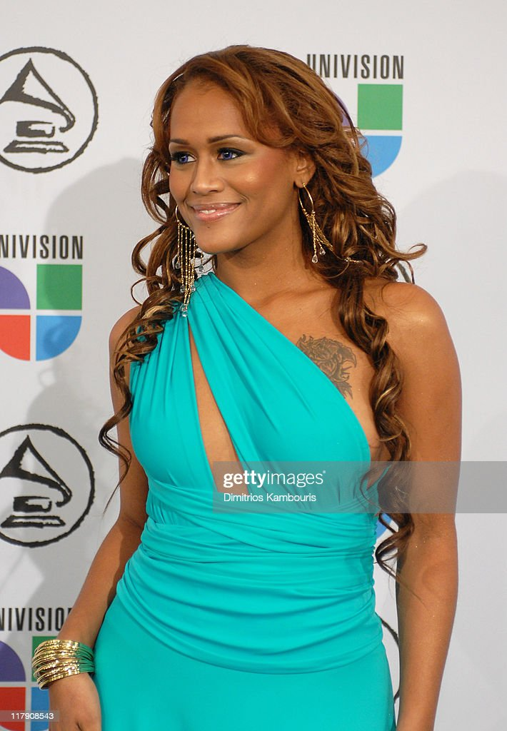 Anais during The 7th Annual Latin GRAMMY Awards - Arrivals at Madison Square Garden in New York, New York, United States.