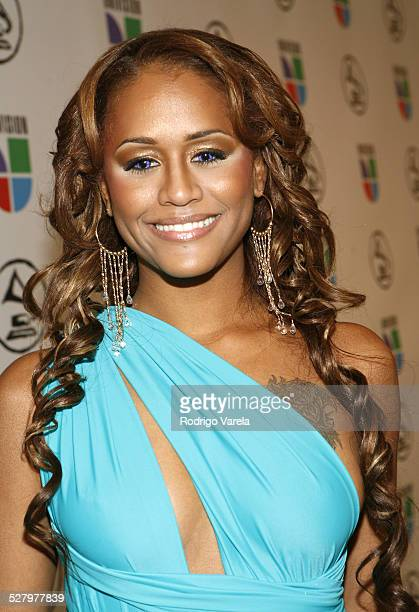 Anais during The 7th Annual Latin GRAMMY Awards Red Carpet at Madison Square Garden in New York City New York United States