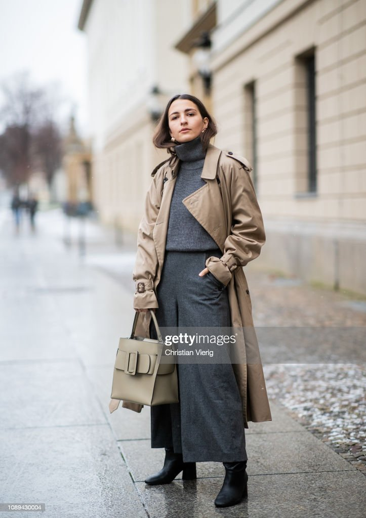 DEU: Street Style - Berlin - January 3, 2019