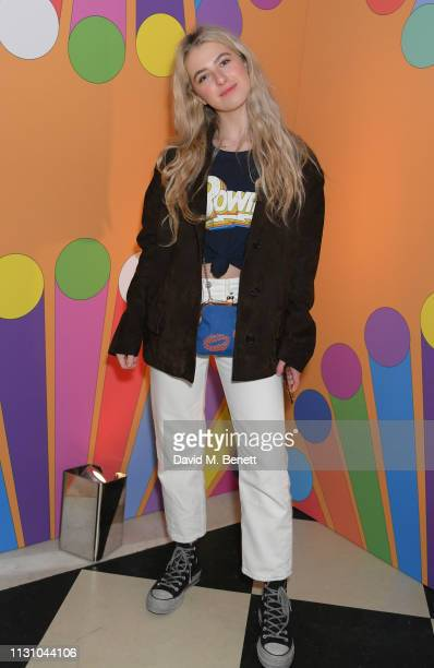 Anais Gallagher attends the Universal Music BRIT Awards After-Party 2019 hosted by Soho House at The Ned on February 20, 2019 in London, England.