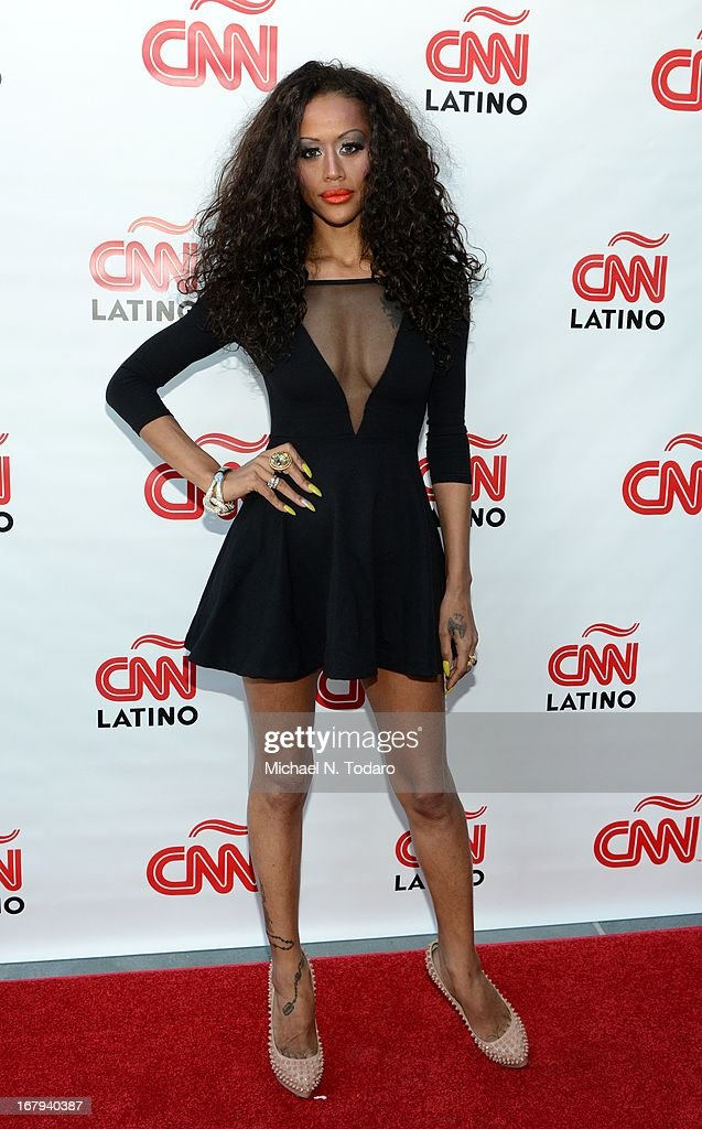 Anais Martinez attends the 2013 CNN en Espanol and CNN Latino Upfront at Ink 48 Hotel on May 2, 2013 in New York City.