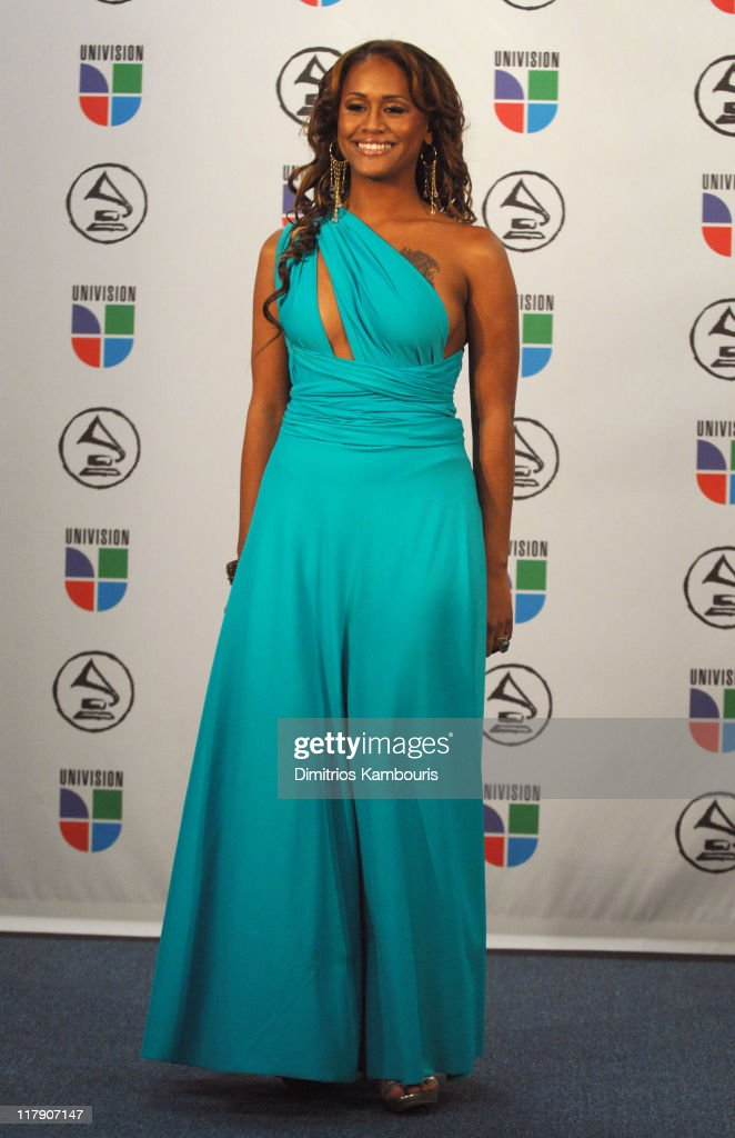 Anais, presenter during The 7th Annual Latin GRAMMY Awards - Press Room at Madison Square Garden in New York City, New York, United States.