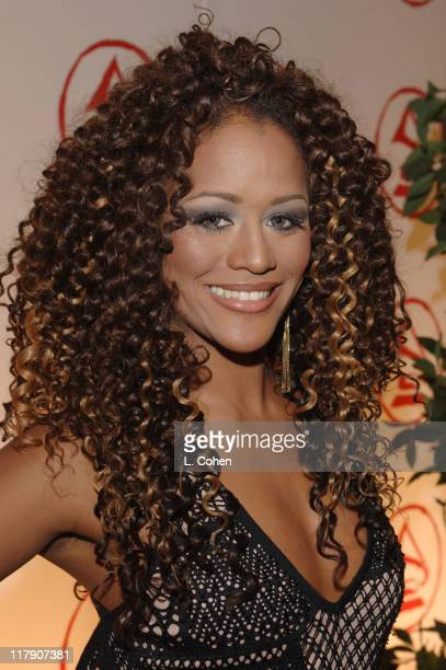 Anaise during 2005 Latin Recording Academy Person of the Year - Red Carpet at Regent Beverly Wilshire in Beverly Hills, California, United States.