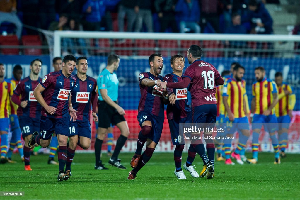 Eibar v Levante - La Liga : News Photo