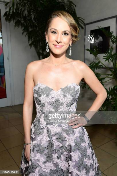 Ana Kasparian at the 2017 Streamy Awards at The Beverly Hilton Hotel on September 26 2017 in Beverly Hills California