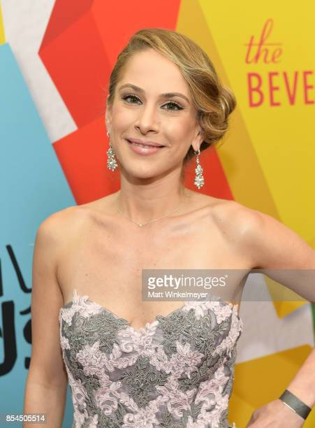 AnaKasparian at the 2017 Streamy Awards at The Beverly Hilton Hotel on September 26 2017 in Beverly Hills California