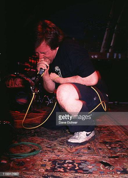 Anal Cunt during Anal Cunt at Wetlands 1994 at Wetlands in New York City New York United States