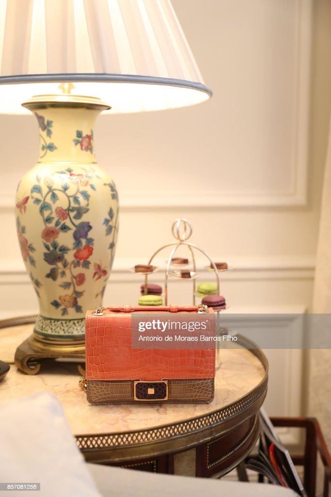 Analeena Presentation as part of the Paris Fashion Week Womenswear Spring/Summer 2018 on October 2, 2017 in Paris, France.