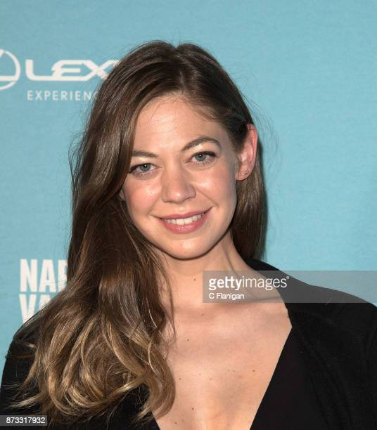 Analeigh Tipton attends the Festival Gala at CIA at Copia during ithe 7th Annual Napa Valley Film Festival on November 11 2017 in Napa California