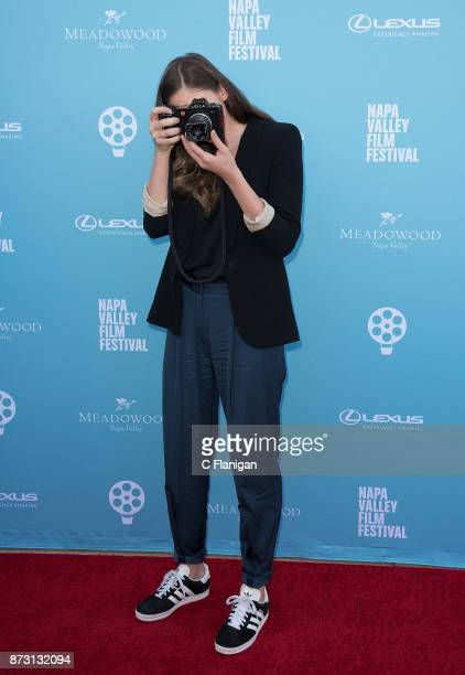 Analeigh Tipton attends the 'Rising Star Showcase' during the 7th Annual Napa Valley Film Festival on November 11 2017 in Napa California