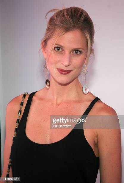 Analese Peterson during New Yorkers For Children and Nokia celebrate the 2006 Fall Gala and the opening of the Nokia store at Nokia in New York City...