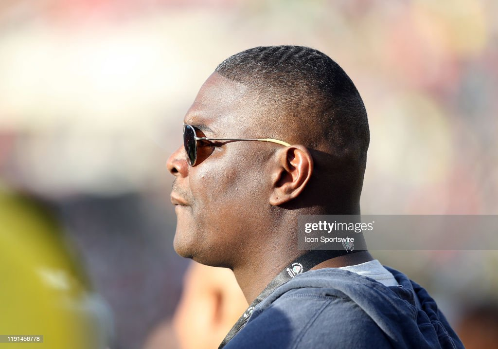 COLLEGE FOOTBALL: JAN 01 Rose Bowl - Oregon v Wisconsin : News Photo