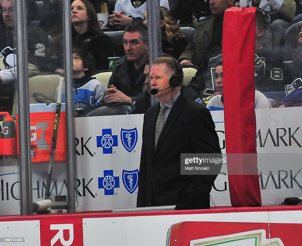 San Jose Sharks v Pittsburgh Penguins